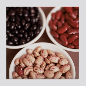 Dried pulses - Tile Coaster