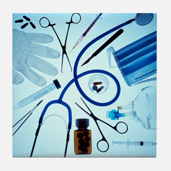 Medical equipment - Tile Coaster