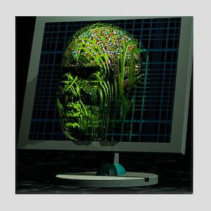 Artificial intelligence - Tile Coaster