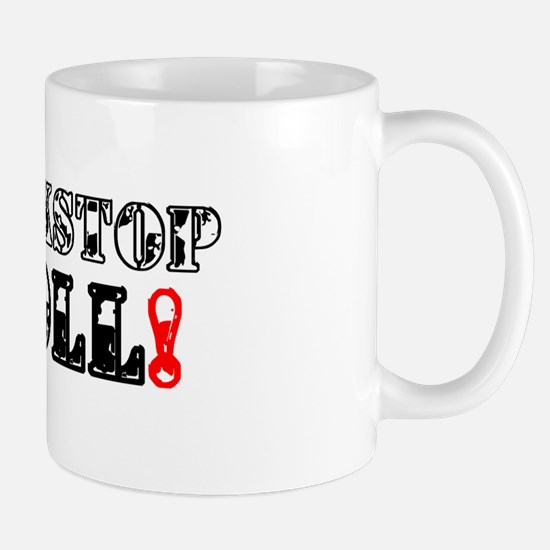TRUCKSTOP TROLL! Small Mug