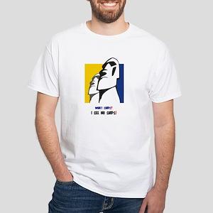 WHAT SHIPS - I SEE NO SHIPS! T-Shirt