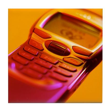 WAP mobile telephone - Tile Coaster