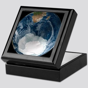 Antarctic ice sheet maximum, 2005 - Keepsake Box