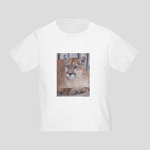 Posing Panther Toddler T-Shirt
