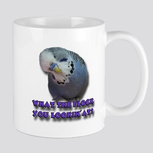 What the Flock You Lookin' At? Mug