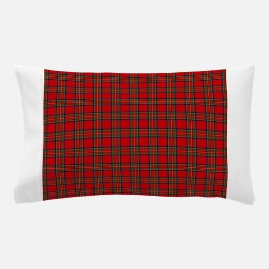 Cute Tartan Pillow Case