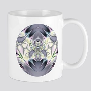 Purple Leaves Mug