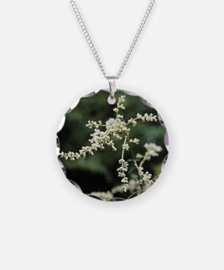 Artemisia flowers - Necklace