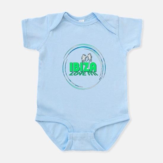 Ibiza I Love It Body Suit