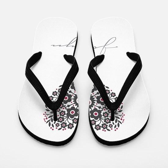Love Jocelyn Flip Flops