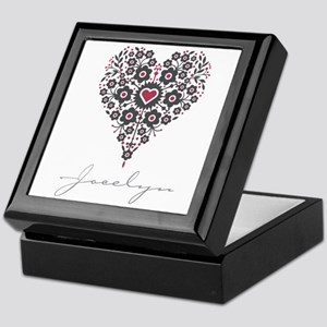 Love Jocelyn Keepsake Box