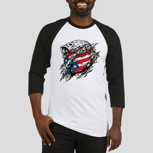 American Angler Baseball Jersey