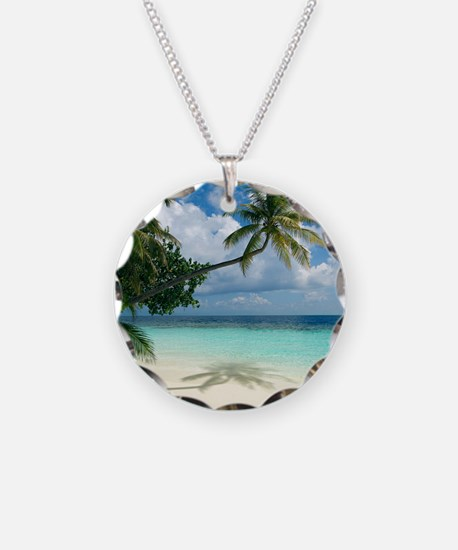 Tropical beach - Necklace