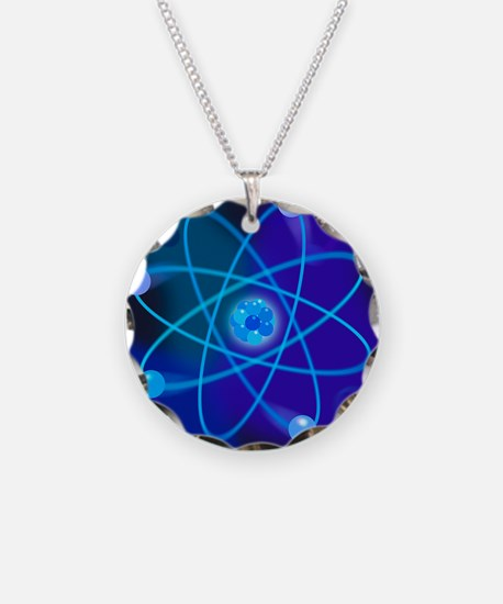 Atomic structure - Necklace