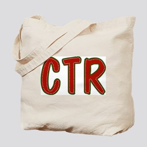 Christmas CTR Tote Bag