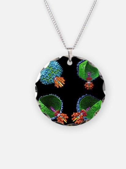 r model - Necklace
