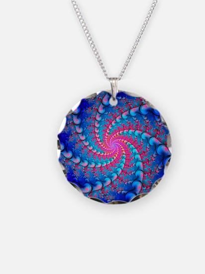 Julia fractal - Necklace