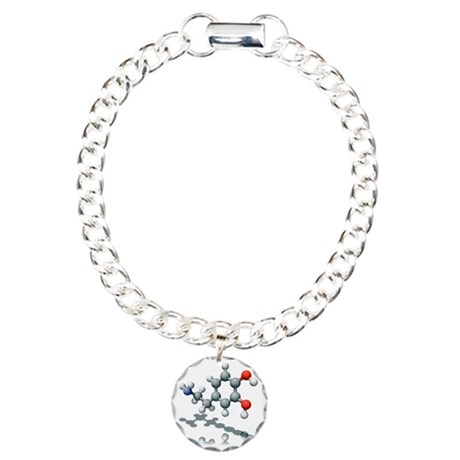 ter molecule - Charm Bracelet, One Charm