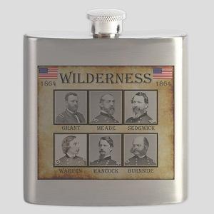 Wilderness - Union Flask