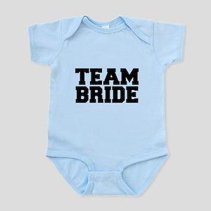 Team Bride Body Suit