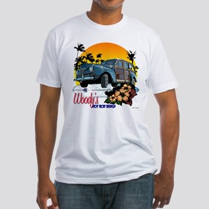 Woody's Fitted T-Shirt