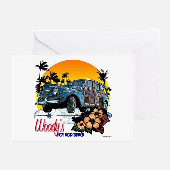 Woody's Greeting Cards (Pk of 10)