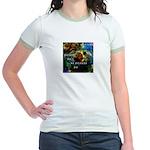 Gurdjieff Jr. Ringer T-Shirt