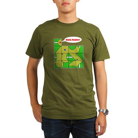 Carcassonne - Howdy Neighbor! Shir T-Shirt