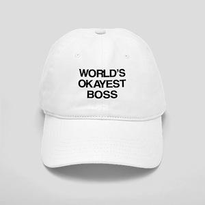 Worlds Best Boss Trophy Award Greatest Office Supplies Hats Cafepress