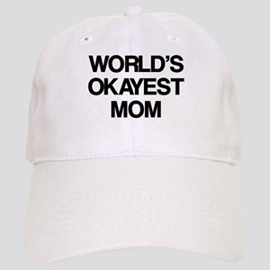 World Okayest Mom Cap