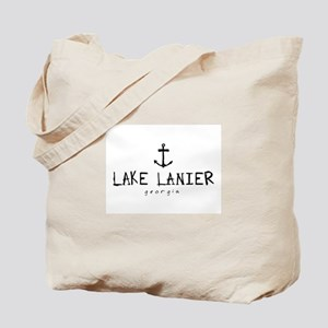 LAKE LANIER GEORGIA ANCHOR Tote Bag