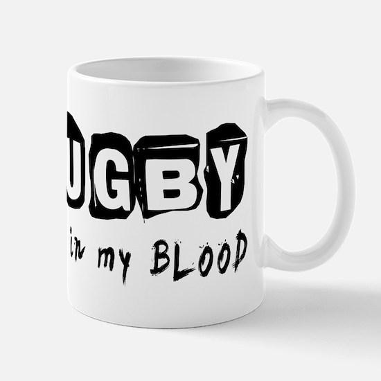 Rugby Designs Mug