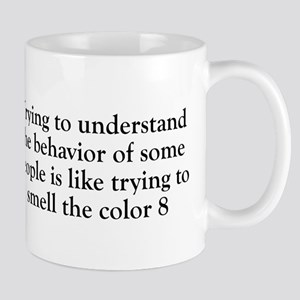 Smell The Color 8 Mug