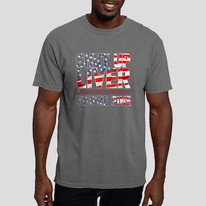 Shut Up Liver You're Fin Mens Comfort Colors Shirt