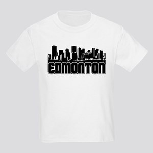 fce5a6c21 Edmonton Skyline Kids Light T-Shirt