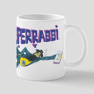 Superrabbi (super Rabbi ) Mug Mugs
