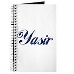 Yasir name Journal
