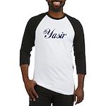 Yasir name Baseball Jersey