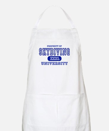 Skydiving University BBQ Apron