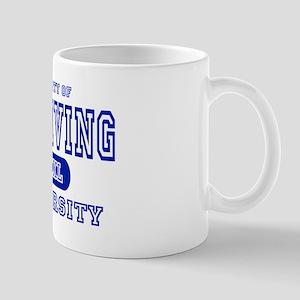 Skydiving University Mug