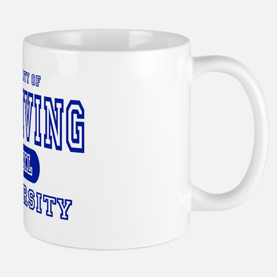 Skydiving University Mug