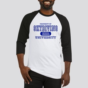 Skydiving University Baseball Jersey