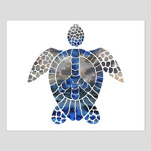 Sea Turtle Peace Posters