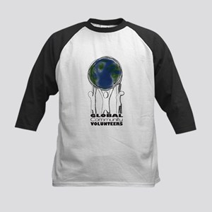 Global Community Volunteers Baseball Jersey