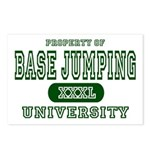 Base Jumping University Postcards (Package of 8)