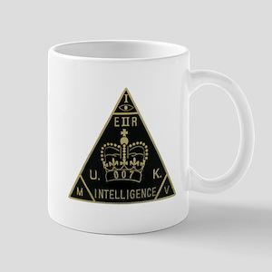 United Kingdom Intelligence Mug