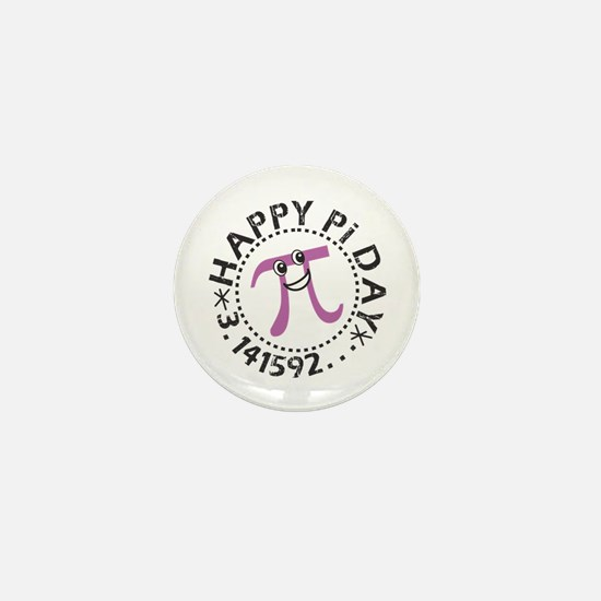 Happy Pi Day © Mini Button