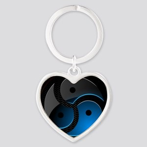 BDSM Heart Keychain