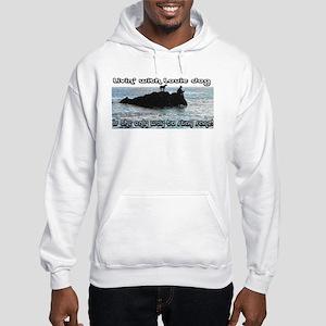 Louie Dog Hooded Sweatshirt