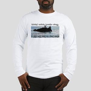 Louie Dog Long Sleeve T-Shirt